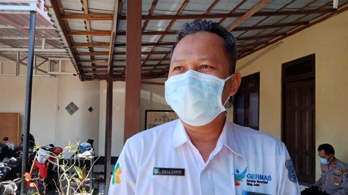 Dinkes Banjar Berlakukan Antigen Covid-19 Penyelengara PSU Pilgub Kalsel