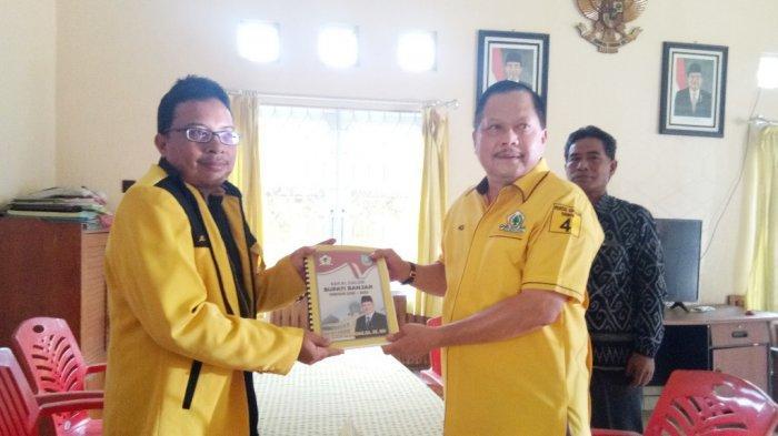 Pilkada Banjar 2020: Gusti Iskandar Optimistis Diusung Golkar Jadi Cabup Banjar, Begini Strateginya