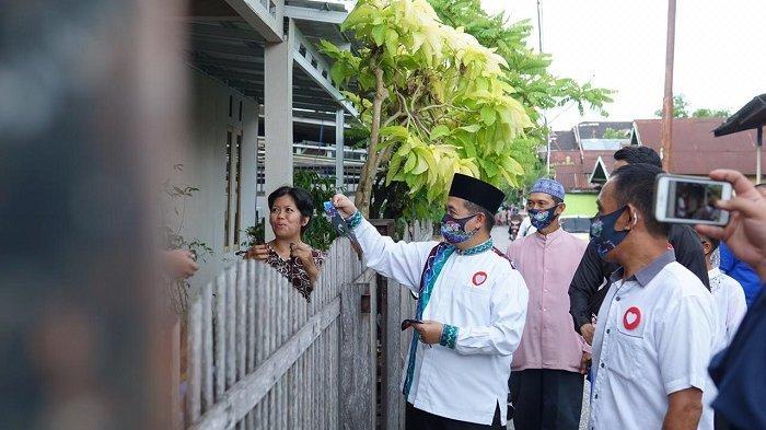 Zona Merah Covid-19 di Banjarmasin Bertambah, Begini Respon Calon Wali Kota Petahana