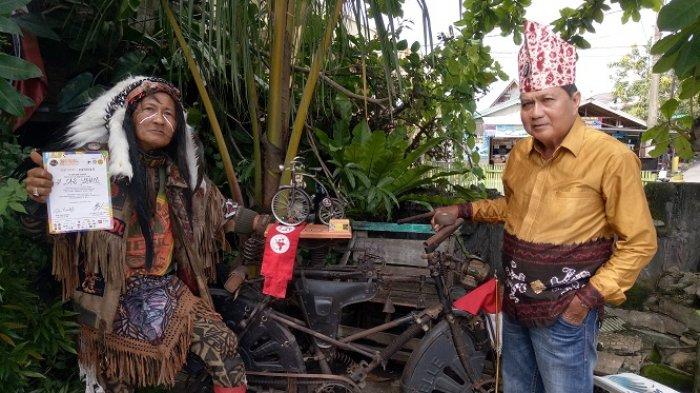 Usai Dapat Perhatian se Dunia di Bali, KOSTI dan Saban Gelar Gowes ke Kandangan