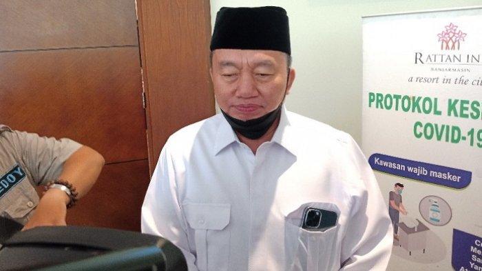 Ikrar PSU Damai, H Muhidin Ngaku Bersumpah di Bawah Al Quran Tidak Lakukan Politik Uang