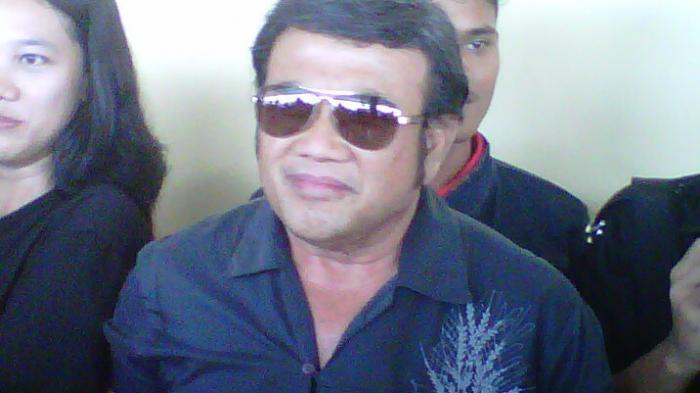Rhoma Irama Masuk Tim Sukses Prabowo Hatta