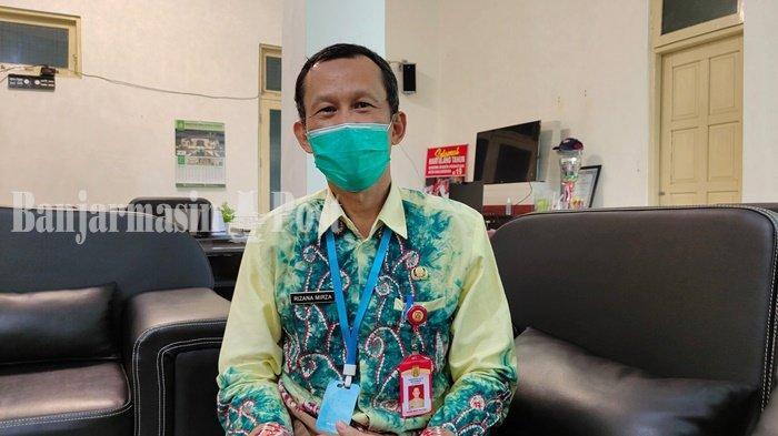 Vaksinasi Covid-19 Tahap II Kota Banjarbaru, Giliran Wartawan dan Guru Serta TNI Polri akan Divaksin