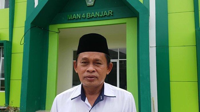 H Saipurrahman, Kepala MAN 4 Banjar