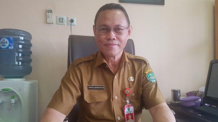 Jabatan Badan Keuangan dan Aset Daerah Kabupaten Tapin Paling Diminati