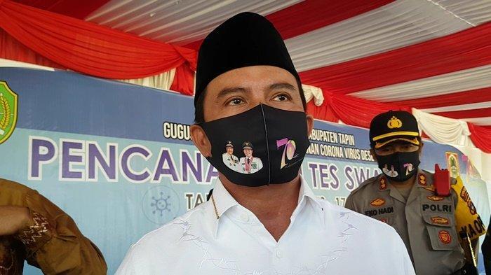 Ini Harapan Ketua DPRD Kabupaten Tapin di HUT ke-70 Provinsi Kalsel