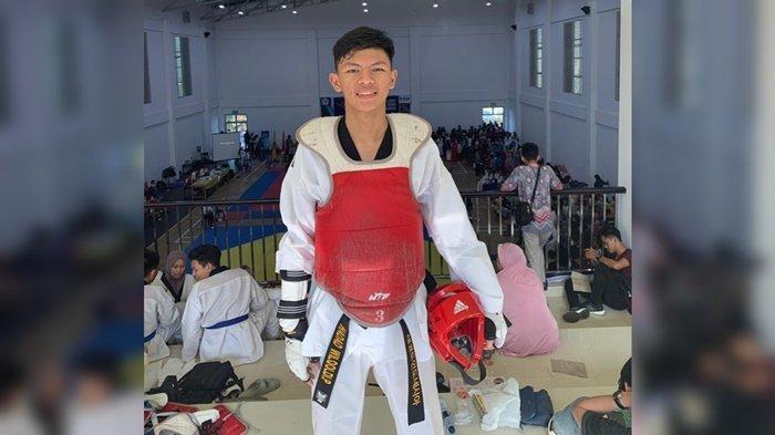 Taekwondoin Kabupaten Kotabaru Hadad Wiqoldi Putra Berambisi Lengkapi Koleksi Gelar