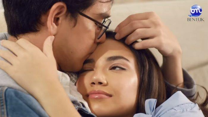 Video Mesra Rangga Azof dan Haico VDV Usai Samudra Cinta Tamat, Adegan Ciuman Curi Perhatian