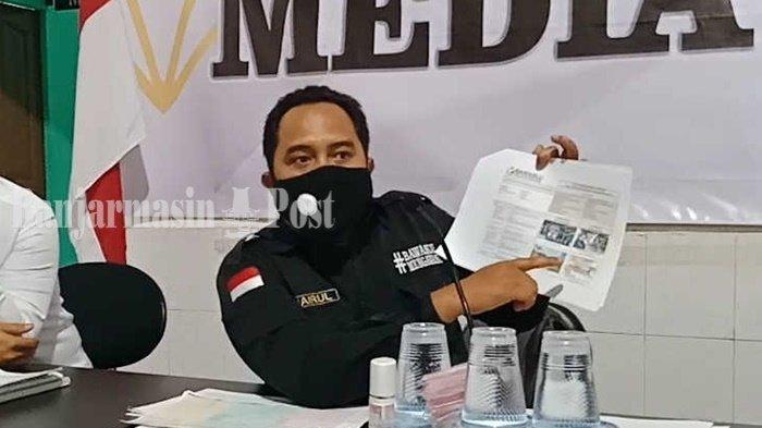 PSU Pilgub Kalsel, Bawaslu Kabupaten Banjar Teliti Daftar Pemilih