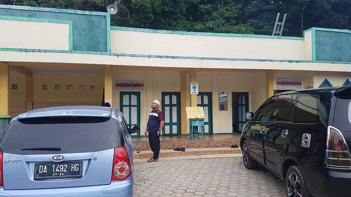 Melihat Rest Area Pelayanan Jamaah Haul Guru Sekumpul di Kabupaten Tapin
