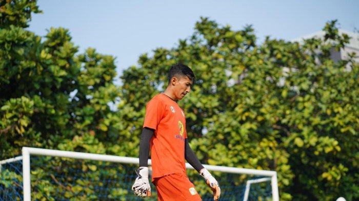 Pernah Membela Tim Liga 3 di Beberapa Daerah, Kiper Kelahiran Kalsel Akhirnya Bergabung ke Barito
