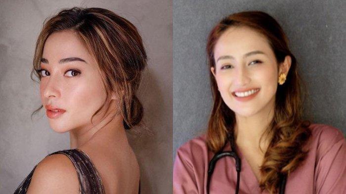 Ketemu untuk Gelar Syuting, Nadia Alaydrus Panggil Nikita Willy Bumi Cantik