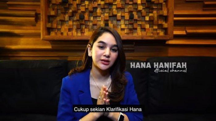 Nasib Hana Hanifah Kini, Dulu Dikaitkan Prostitusi Artis dan Kriss Hatta, Ada Teror Tarif Rp 20 Juta