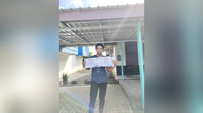 Pernah Cedera Bahu, Atlet Tolak Peluru Kabupaten Balangan Mampu Cetak Prestasi