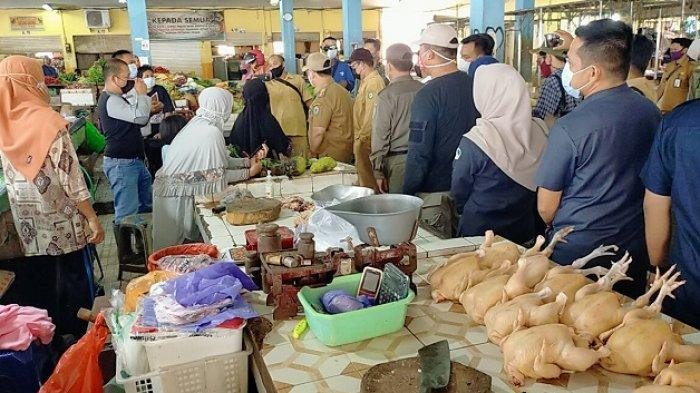 Antisipasi Lonjakan Kebutuhan Daging Ayam Jelang Idulfitri, Palangkaraya Siapkan Kandang Penyangga