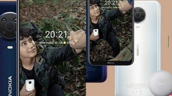 Harga dan Spesifikasi Nokia G20 di Indonesia