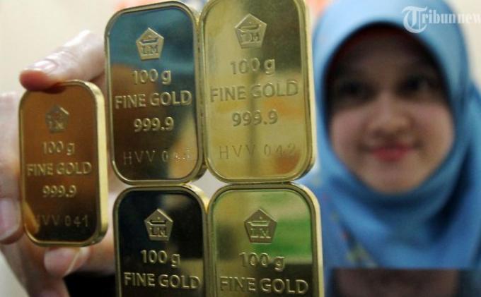 Harga Emas Hari Ini di Pegadaian, Emas Antam 1 Gram Turun Rp 3.000 Jadi Rp 980.000