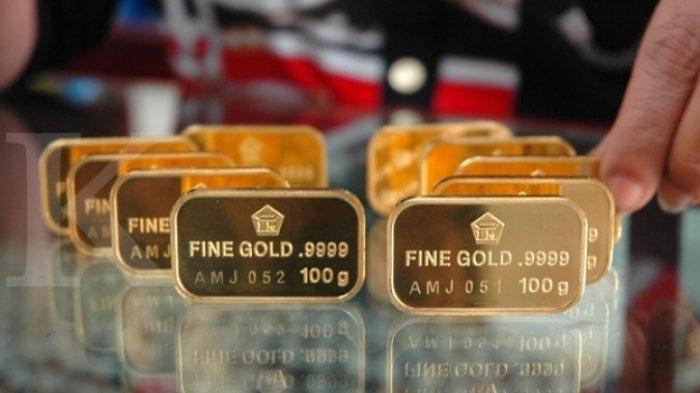 Harga Emas Hari Ini di Pegadaian, Emas Antam dan UBS Bergerak Stagnan di Hari Kemerdekaan RI