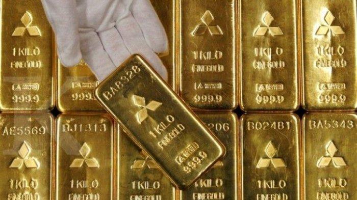 Daftar Harga Emas Antam dari 0,5 Gram Hingga 1.000 Gram, Naik Rp 9 Ribu Hari Ini 21 Januari 2021