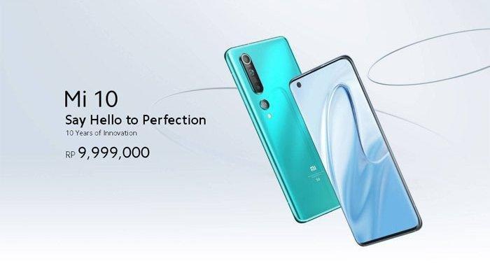 Mi 10 Diskon Rp 1 Juta, Ini Daftar Harga Mi Band 5 dan HP Xiaomi Agustus 2020, Ada Juga Xiaomi Mi TV