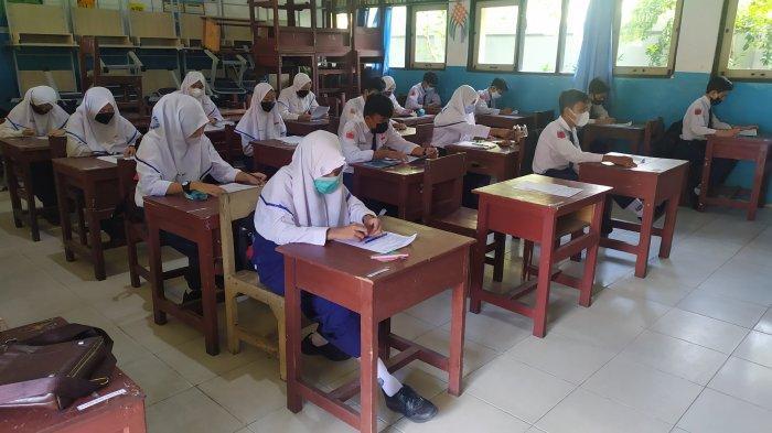 Guru Banjarbaru Divaksin Covid-19, Sekolah Semangat Sambut Pembelajaran Tatap Muka