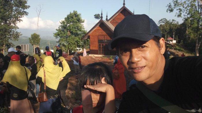 Redaktur Banjarmasinpost.co.id Hari Widodo