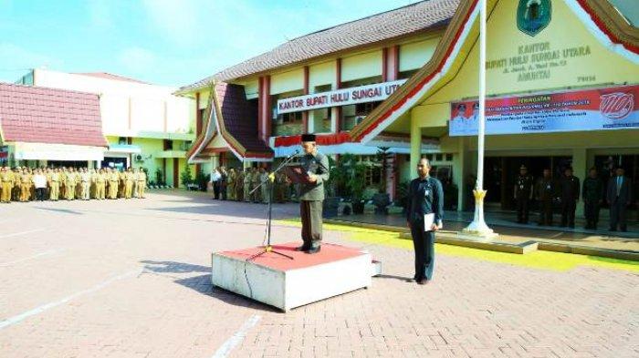Pemda HSU Peringati Hari Kebangkitan Nasional
