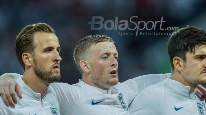 UEFA Nations League - Harry Kane Mandul, Inggris dan Kroasia Bermaim Imbang, Skor Akhir 0-0