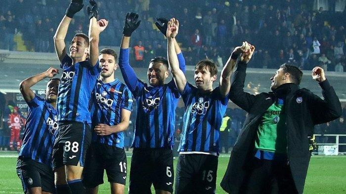 Napoli vs Atalanta Semifinal Coppa Italia Live TVRI, Semangat Gasperini Bawa La Dea Kembali ke Final