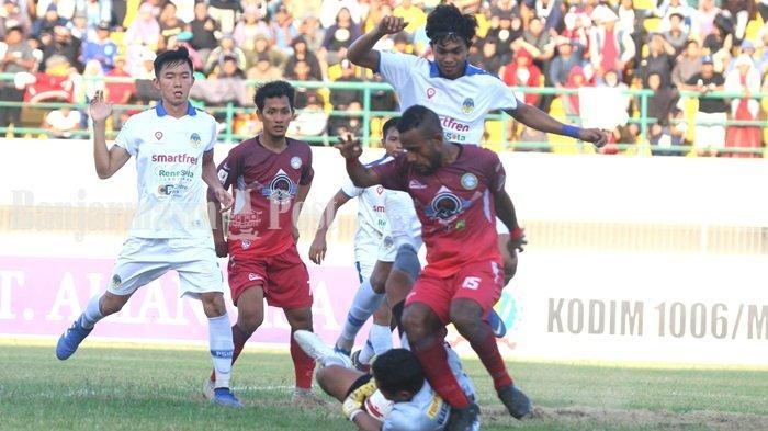 Tak Live TVOne! Link Live Streaming TV Online Martapura FC vs Persita Babak 8 Besar Liga 2 2019