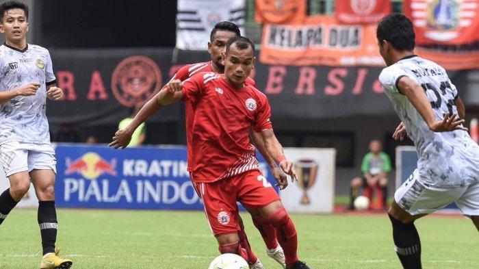 LINK Live Streaming Indosiar Persija Jakarta vs Kalteng Putra di Piala Presiden 2019 Sore Ini