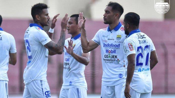Hasil Akhir PSS Sleman vs Persib Bandung Jelang Liga 1 2020, Skor Akhir 0-2 Cuplikan Golnya di Sini