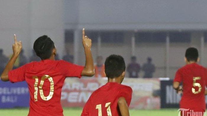 LINK Live Streaming TV Online RCTI & Mola TV Timnas U-16 Indonesia vs China Kualifikasi Piala Asia