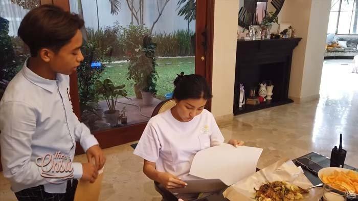 Lihat Nilai Rapor Betrand Peto Terkait Kelulusan SMP, Ruben Onsu dan Sarwendah Kaget