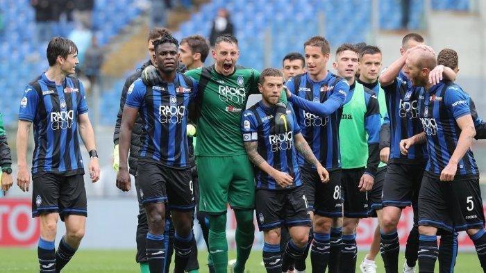 Prediksi & Live Streaming Atalanta vs Napoli di Semifinal Coppa Italia Live TVRI & TV Online Usee TV