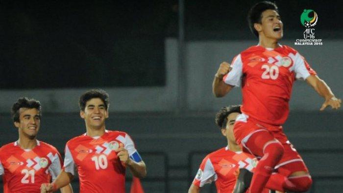 BERLANGSUNG! Live Streaming Fox Sport Timnas U19 Korea Selatan vs Tajikistan Semifinal Piala AFC U19