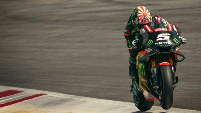 Jadwal Siaran Langsung Trans 7 MotoGP Malaysia 2018: Zarco Tampil Optimis Meski Sempat Jatuh