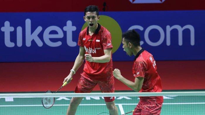 Rekap Hasil Bulutangkis Perseorangan Asian Games 2018 untuk Lima Wakil Indonesia, Kamis (23/8/2018)