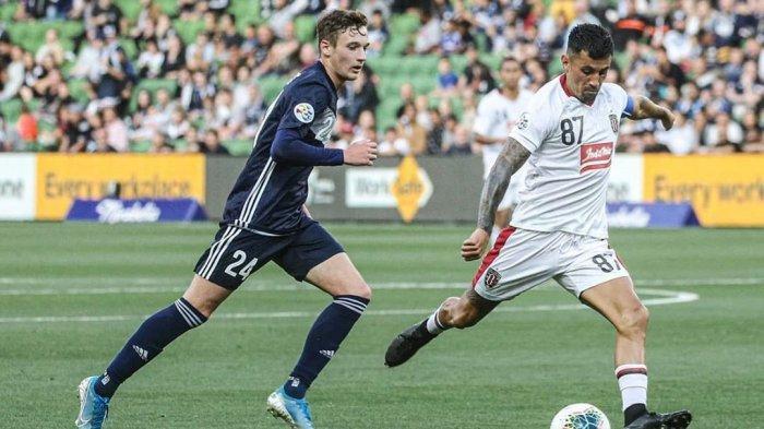 Hasil Akhir Melbourne Victory vs Bali United Kualifikasi LCA 2020, Skor 5-0, Temani PSM di Piala AFC