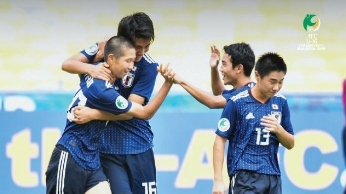 Live Fox Sports 2! Timnas U-16 Jepang vs Tajikistan di Final Piala AFC U-16 2018 Malam Ini