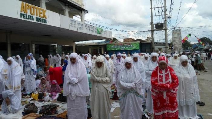Sebentar Lagi Masuk Waktu Ashar di Ramadhan 1442 H, Begini Niat dan Cara Pelaksanaan Shalat Ashar