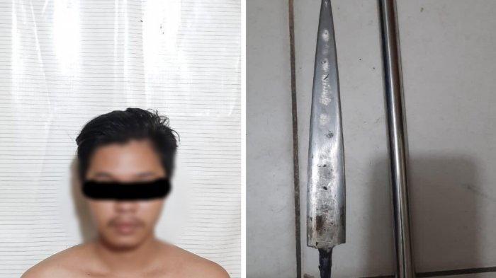 Pembunuhan di Banjarmasin, Pemuda Sungai Andai Tewas Ditombak, Pelaku Ngaku Kesal Tak Digubris