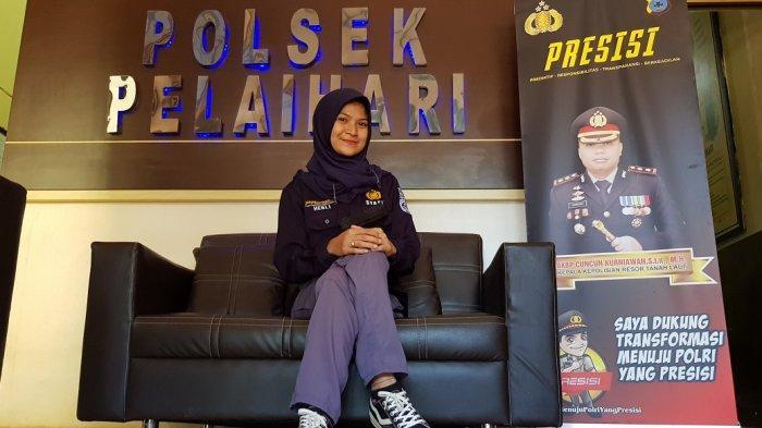 Staf Polsek Pelaihari Wakili Tala pada Ajang Putri Pariwisata Kalsel 2021, Begini Persiapannya