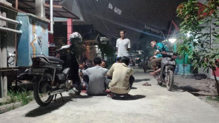 Dinas PU Kota Banjarmasin, Semen Cor di Jalan Yudistira Beruntung Jaya Pecah-pecah, Kapan Diaspal?