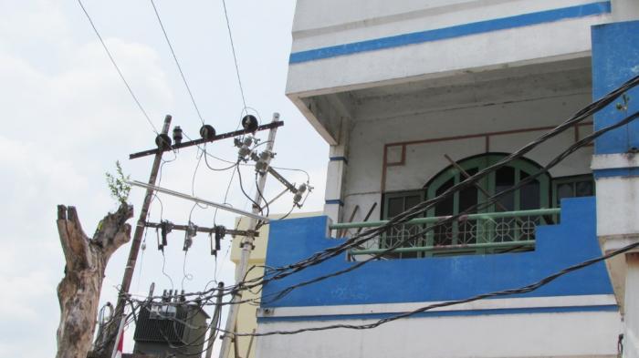 YTH Kepala Telkom Banjarmasin, Kabel Indihome di Kompleks Belitung Permai Membahayakan