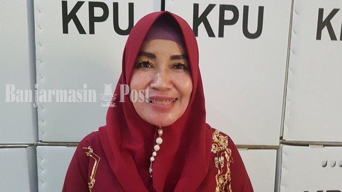 Pertemuan KPU Tapin dan KPU Kalsel di Banjarmasin Bahas Teknis PSU Pilgub