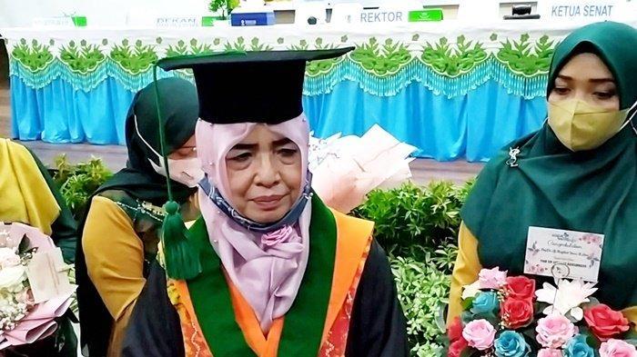 Guru Besar UIN Antasari Banjarmasin Prof Hj Masyithah Ajak Perempuan Perjuangkan Nasib