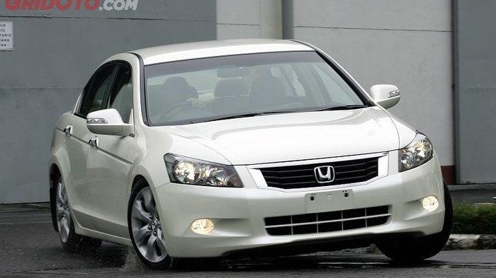 Honda Accord (CP2) jadi salah satu big sedan yang hadir di Indonesia