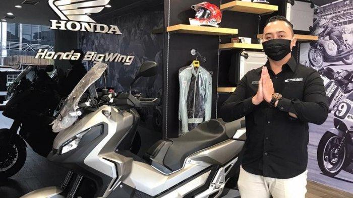 Pasca-PSBB di Tengah Pandemi Covid-19, Penjualan Honda Big Bike Kembali Meningkat