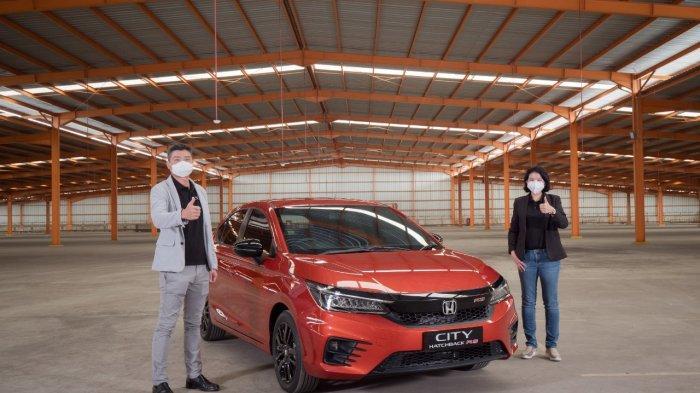 Mobil Terbaru Honda City Hatchback RS Hadir di Kalsel, Berikut Detil Fasilitas dan Keunggulannya